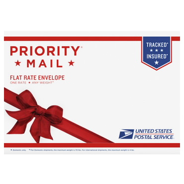 priority-mail-gift-card-flat-rate-envelope || USPS flat rate boxes