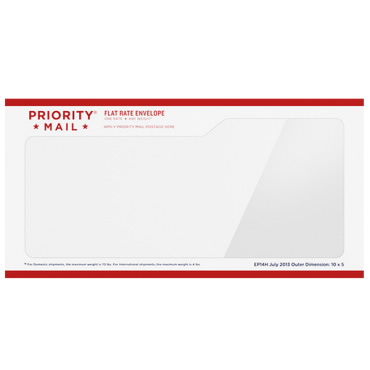 priority-mail-window-flat-rate-envelope || USPS flat rate boxes
