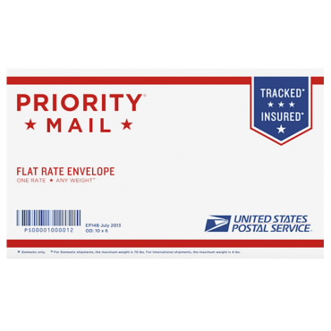 Small -fat-rate-envelop || USPS Flat rate boxes