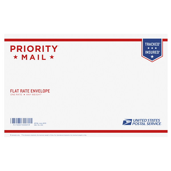 Legal Flat rate envelop || USPS flat-rate boxes
