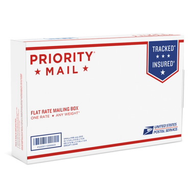 Small Flat-rate boxes    USPS flat-rate boxes