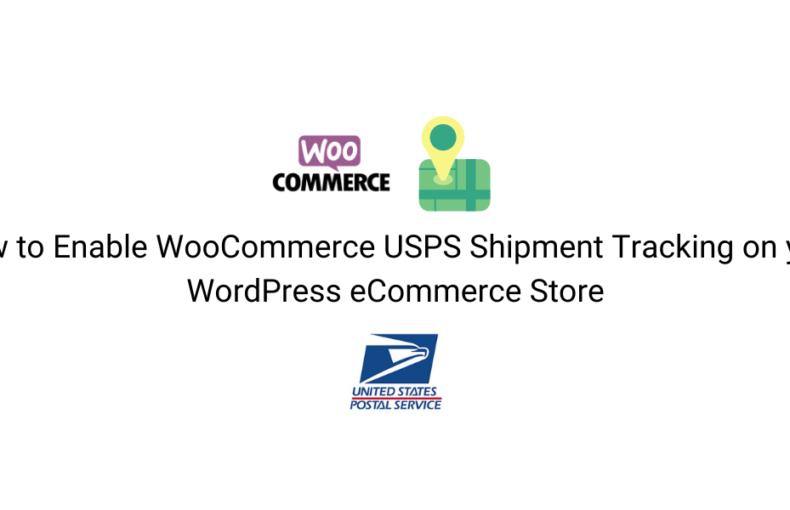 Enable USPS Shipment Tracking || USPS Shipment Tracking