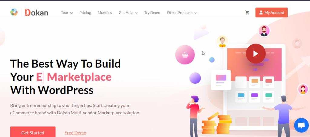 Dokan || Multi-Vendor marketplace plugin