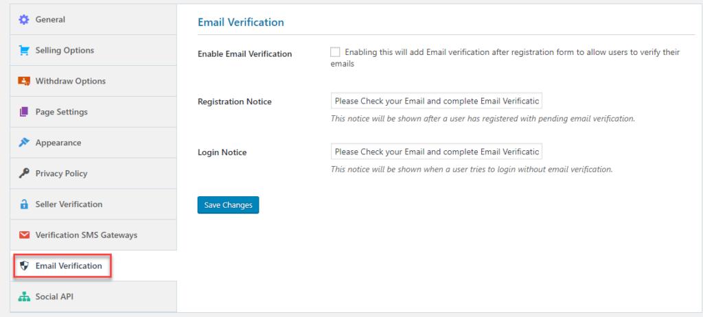 Dokan Email Verification || Multi-Vendor Marketplace