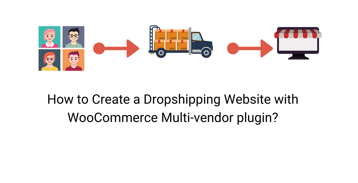How to create a dropshipping website with woocommerce multi-vendor plugin_
