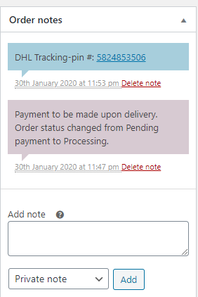 DHL_tracking || best WooCommerce shipping plugins