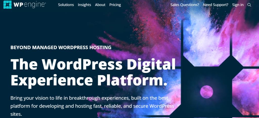 wpengine || woocommerce hosting services