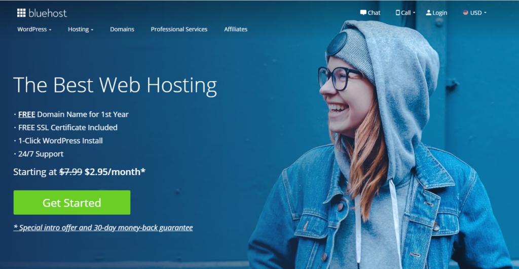 Bluehost || WooCommerce hosting providers