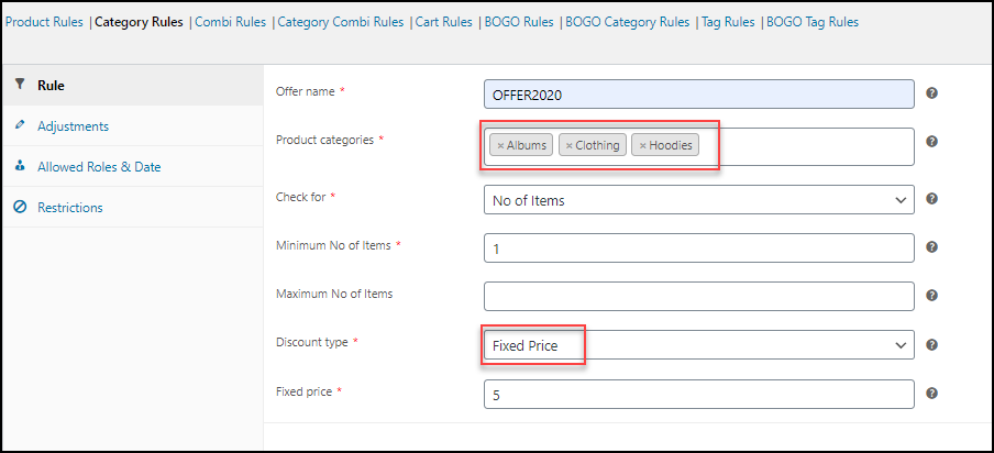 How To Change All Items Pricing At Once With WooCommerce | Change All Items Pricing At Once With Category Rule