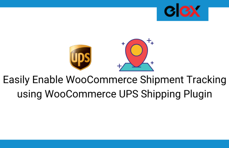 Easily Enable WooCommerce Shipment Tracking using WooCommerce UPS Shipping Plugin || WooCommerce UPS Shipping