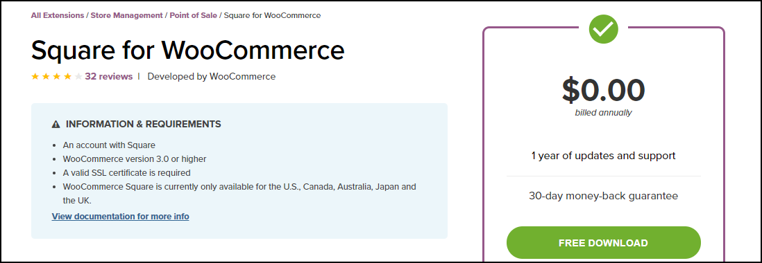 6 Best Woocommerce Payment Gateway Plugins | Square