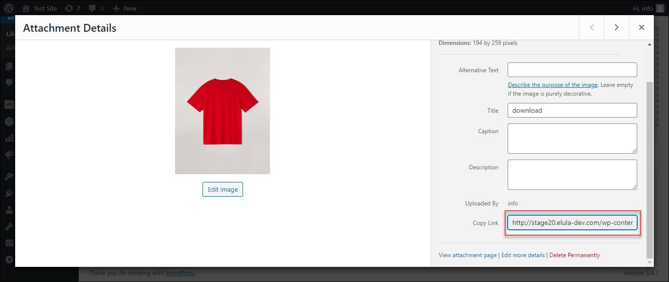 WooCommerce Bulk Edit Product Images - A Step by Step Guide | Copy Link