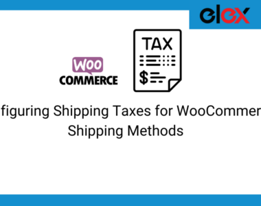 Configuring Shipping Taxes for WooCommerce Shipping Methods