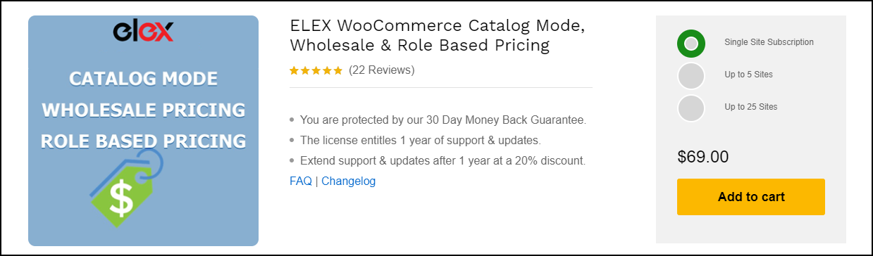Ultimate Guide on Setting Up WooCommerce Customer Specific Pricing | ELEX-WooCommerce-Catalog-Mode-Wholesale-Role-Based-Pricing