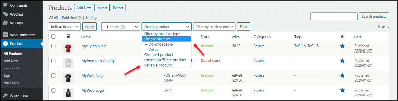 WooCommerce Bulk Edit Variable Products & Prices - A Step by Step Guide | Filter Products for Bulk Edit