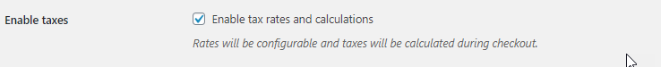 WooCommerce Tax || Enable tax settings on WooCommerce