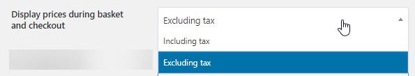 WooCommerce Tax