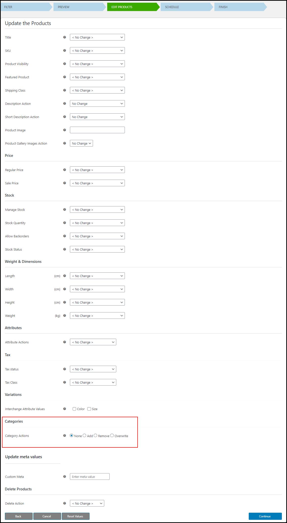 WooCommerce Bulk Edit Product Categories   Bulk-Edit-Product-Properties