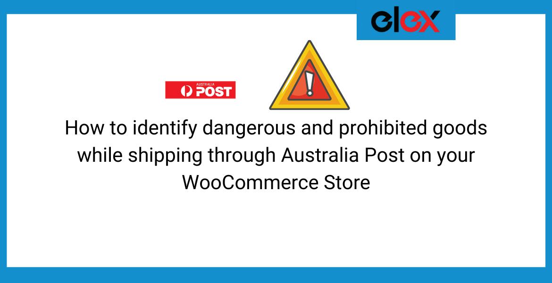 Shipping Dangerous Goods