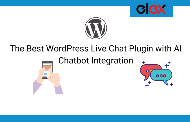 The Best WordPress Live Chat Plugin with AI Chatbot Integration | Blog Banner
