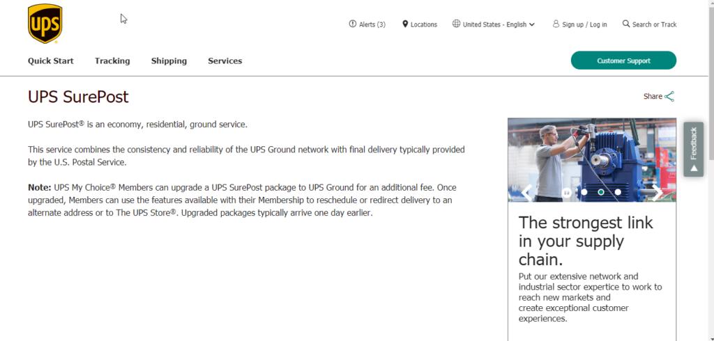 UPS SurePost vs FedEx SmartPost