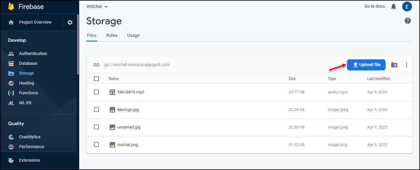A Detailed Guide on Setting up Dialogflow | Upload to firebase