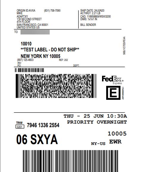 WooCommerce FedEx Shipping
