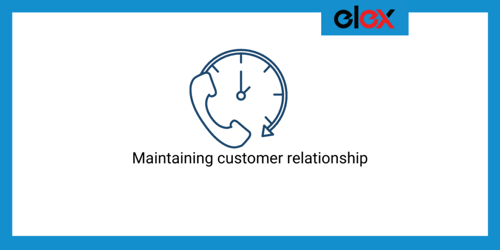 Maintaining customer relationship || Shipping problems