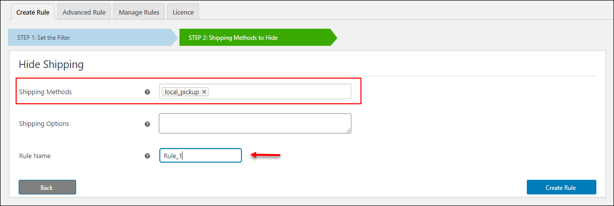 ELEX Hide WooCommerce Shipping Methods | Hide Local Pickup Shipping Method