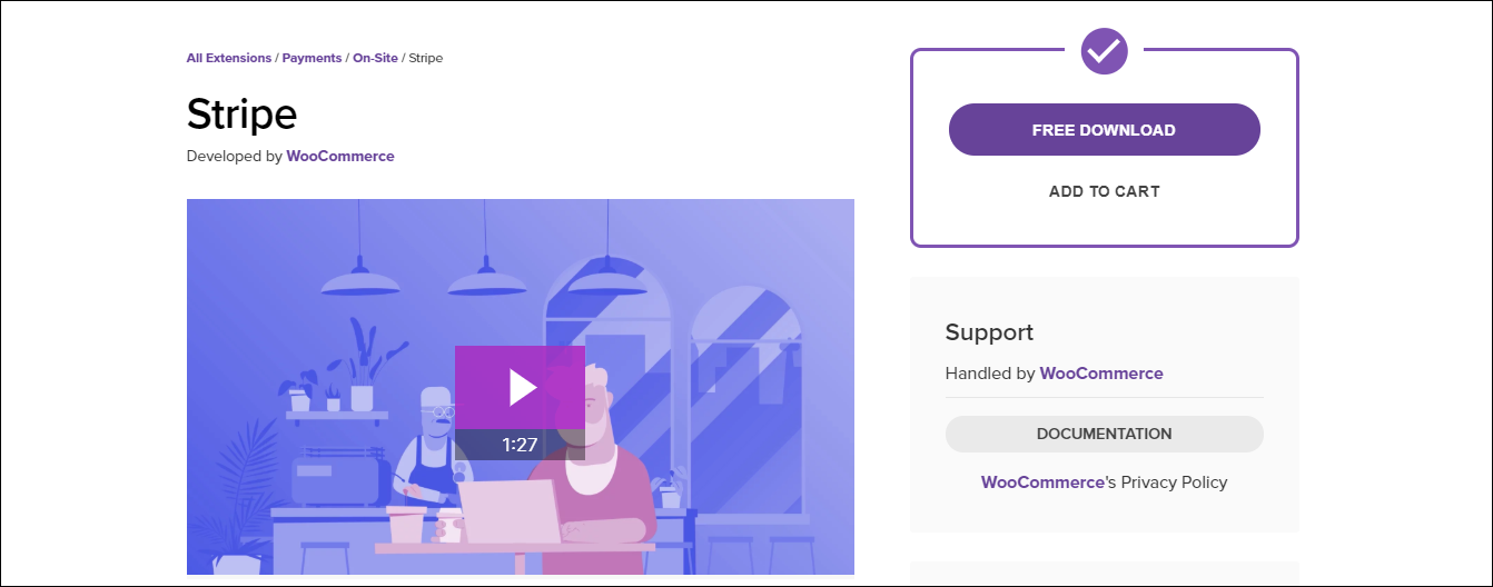 Best Payment Gateway Plugins for WooCommerce Subscription | Stripe