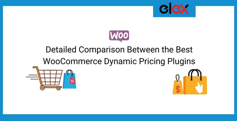 Detailed Comparison Between Best WooCommerce Dynamic Pricing Plugins | Blog Banner