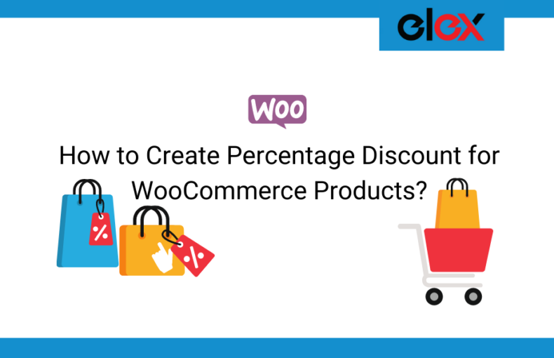 How to Create Percentage Discount for WooCommerce Products | Blog Banner