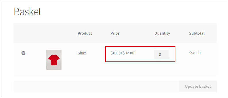 Easily Display WooCommerce Pricing Matrix / Price List for Product Discounts | Product-Rules-on-Cart-Page (1)