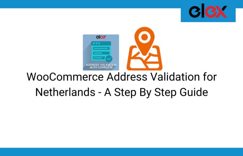 WooCommerce address validation for Netherlands