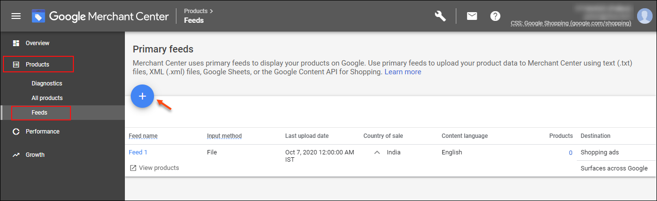 How to Submit your Google Product Feeds Via Scheduled Fetches in Google Merchant Center? | Create Feed on Merchant Center