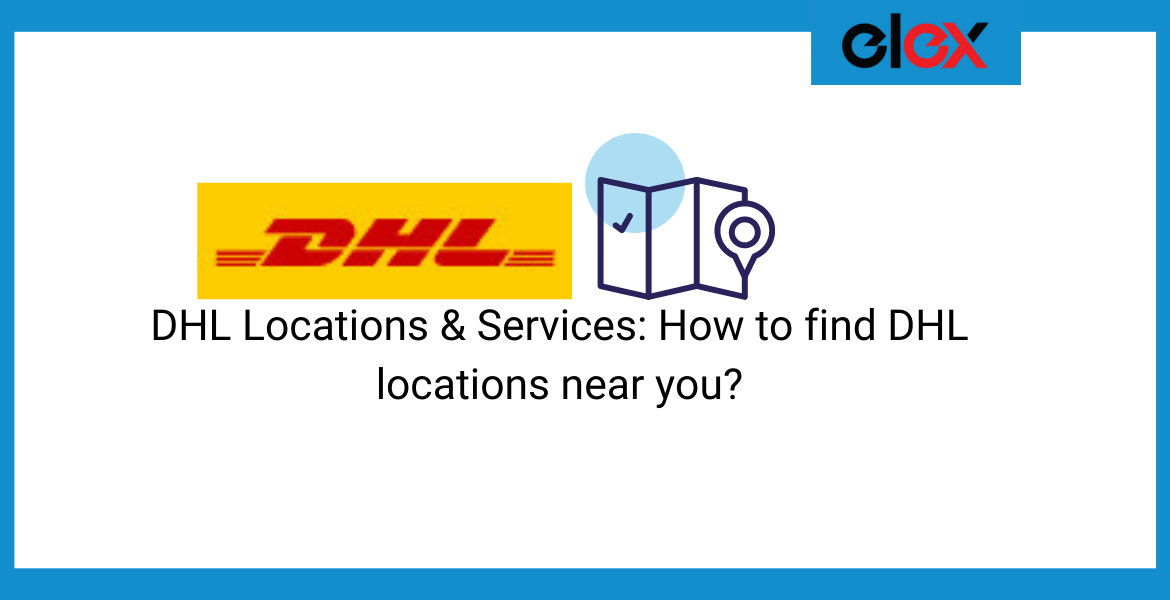 How to find DHL locations