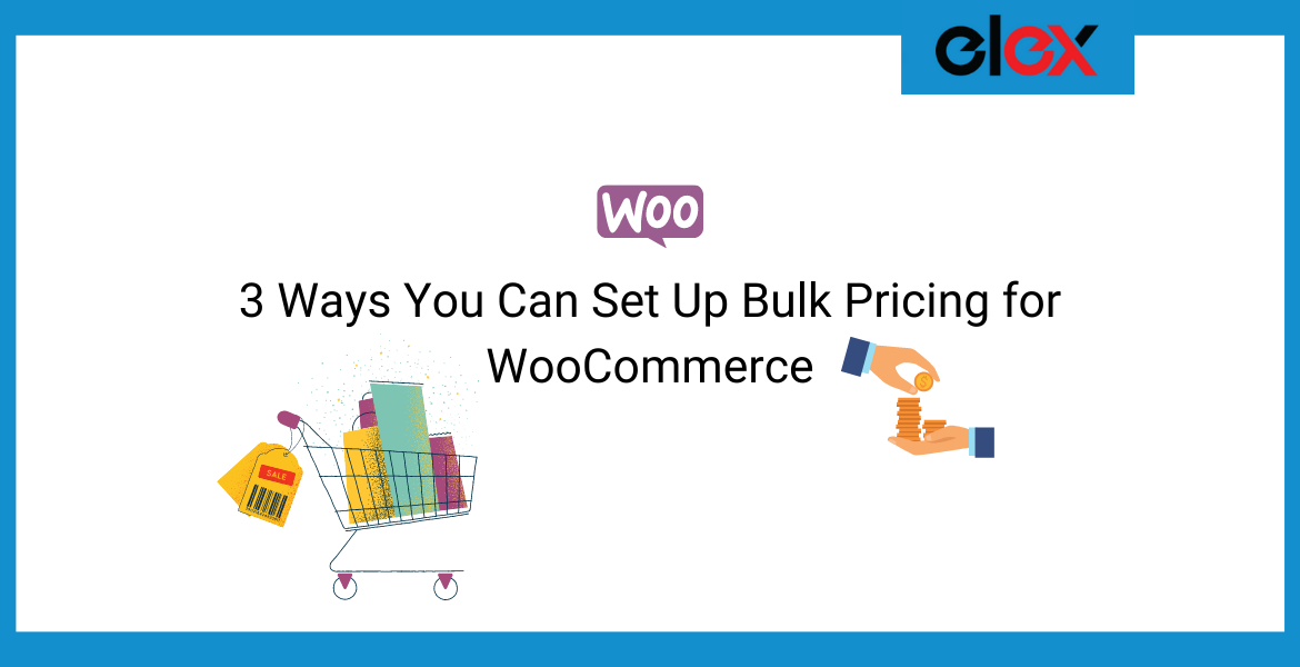 3 Ways You Can Set Up Bulk Pricing for WooCommerce | Blog Banner