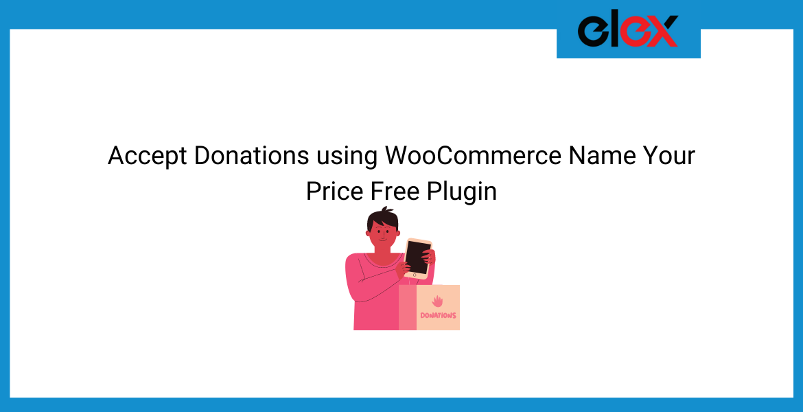 accept donations using WooCommerce Name Your Price free plugin