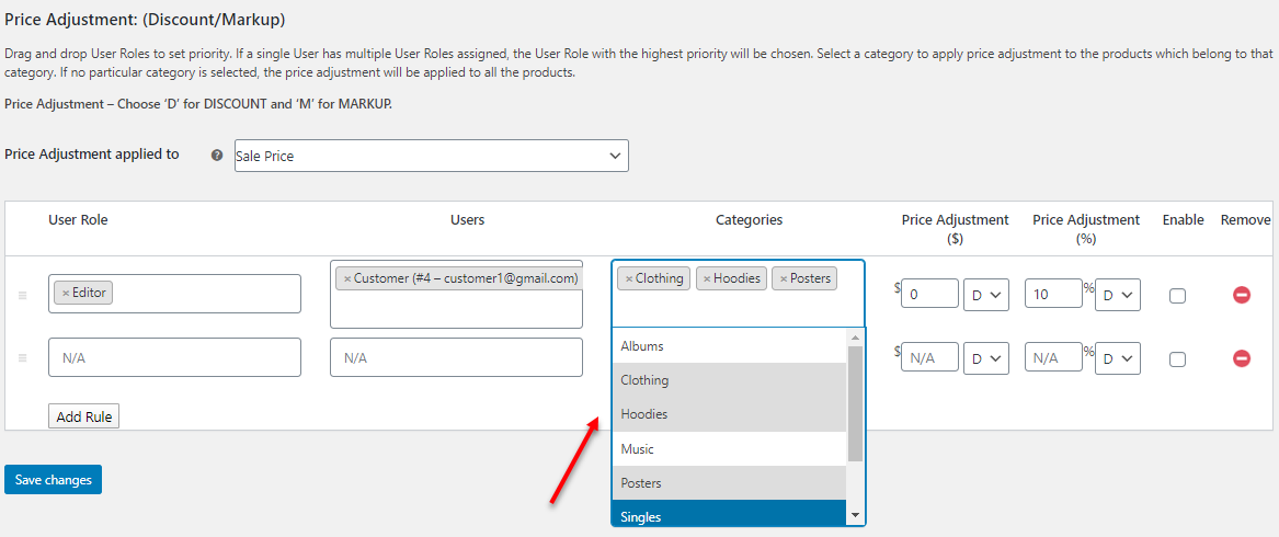 How to Set Up Multiple Prices Per Product on WooCommerce | Category-Specific-Pricing (2)