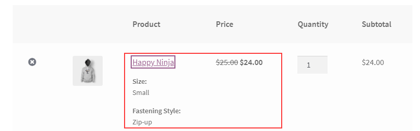 Setting Up WooCommerce Variable Pricing - For Beginners | happy ninja hoodie price