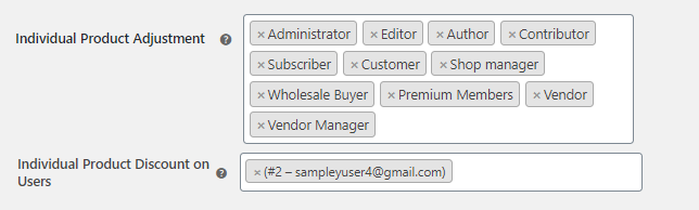 How to Set Up Multiple Prices Per Product on WooCommerce | indidvidual-price-adjustment