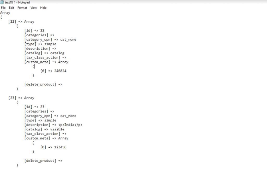 manage schedule tasks using WooCommerce bulk edit plugin