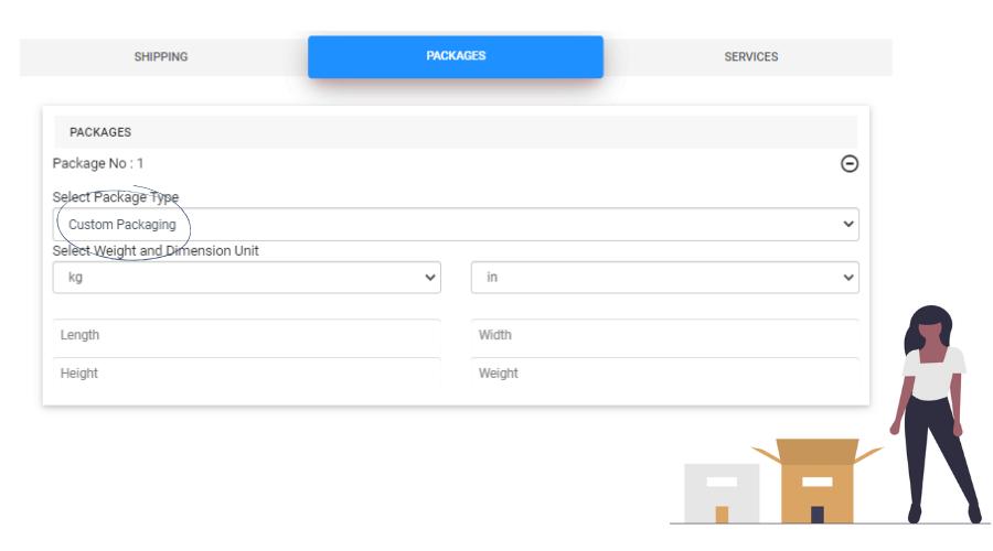 ELEX WooCommerce Shipping Calculator | Create Custom Packages