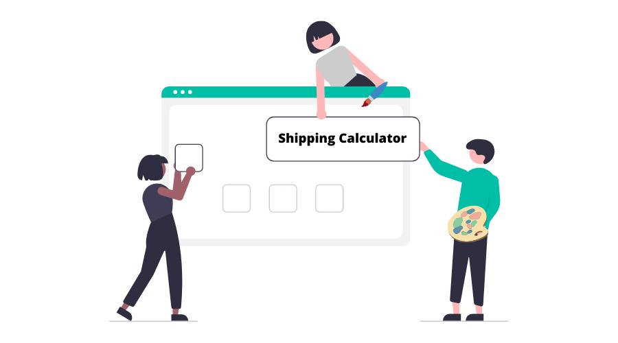 ELEX WooCommerce Shipping Calculator | Customize Template