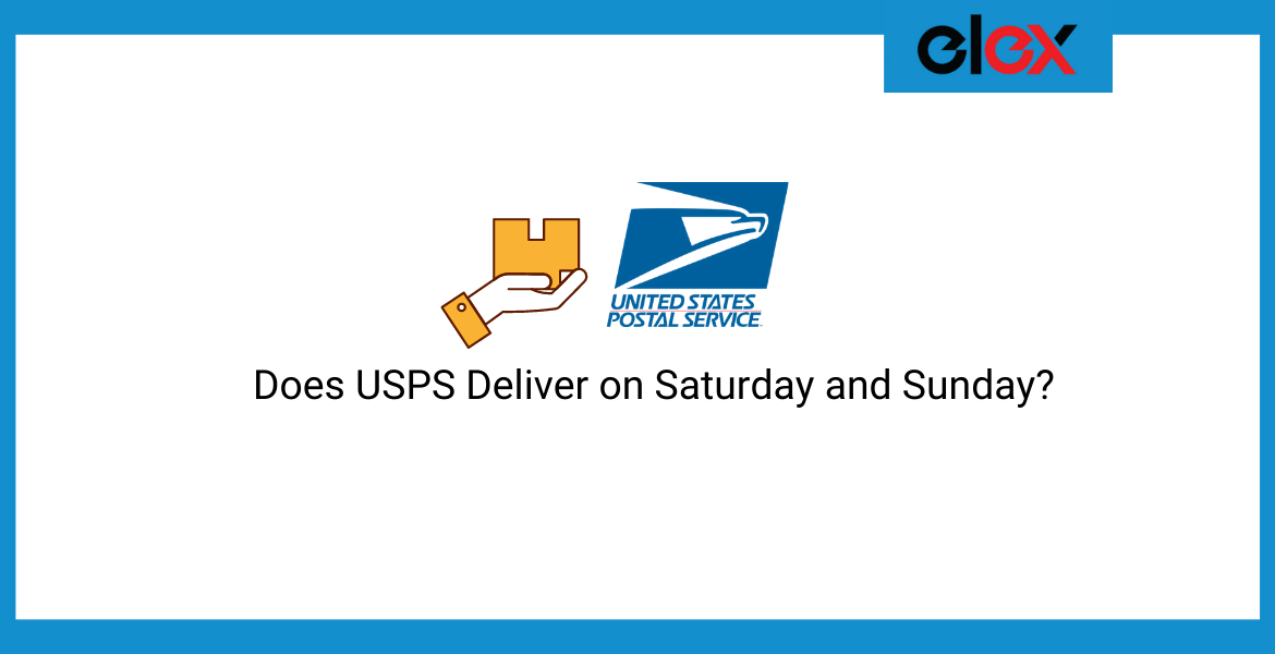 Does USPS Deliver on Saturday and Sunday?