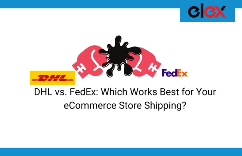 DHL Vs FedEx