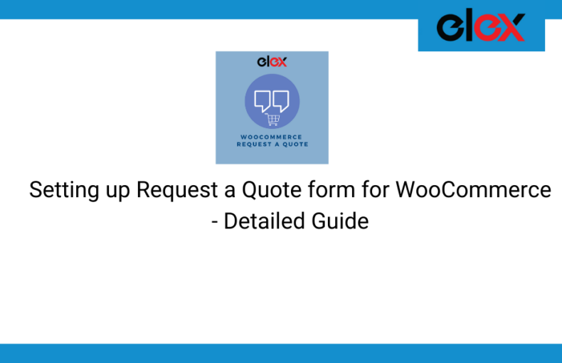 Setting up Request a Quote form for WooCommerce