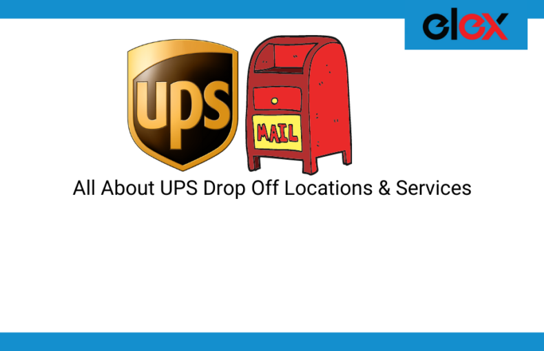 UPS Drop Off Locations and Services