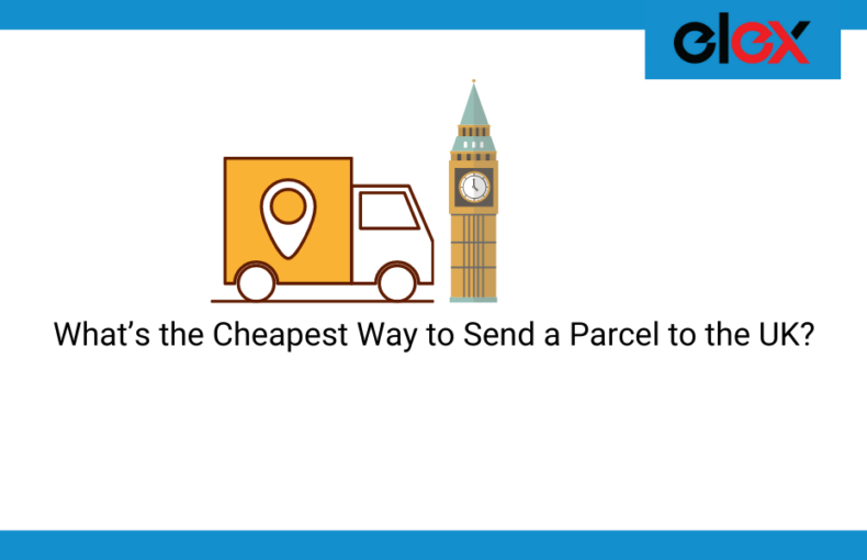 What's the Cheapest Way to Send a Parcel to the UK?