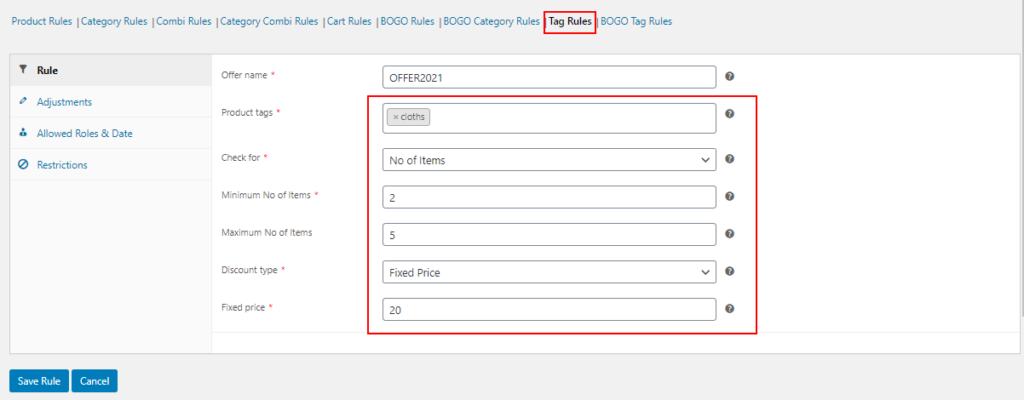 Best WooCommerce Quantity Based Pricing Plugin   tag-rules-quantity-based-pricing-